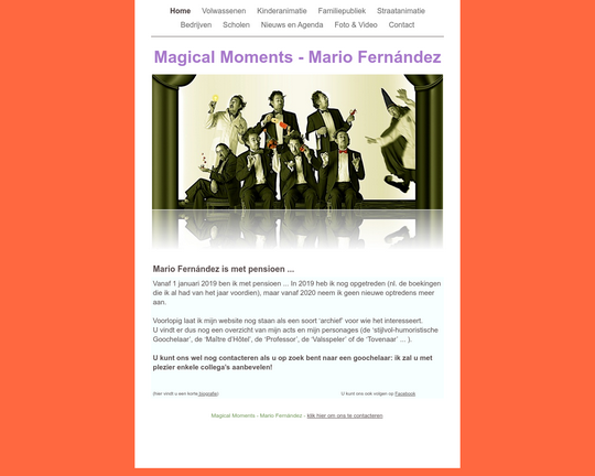 Magical Moments Logo